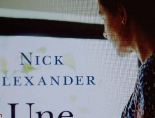 Livre de Nick Alexander
