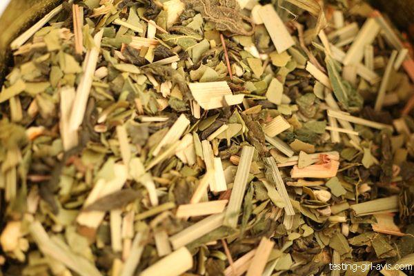 thé en vrac origeens