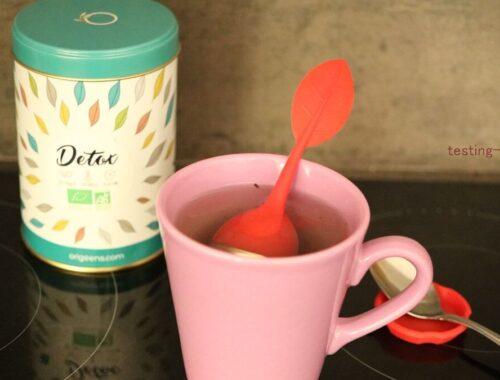 tasse de thé détox bio origeens