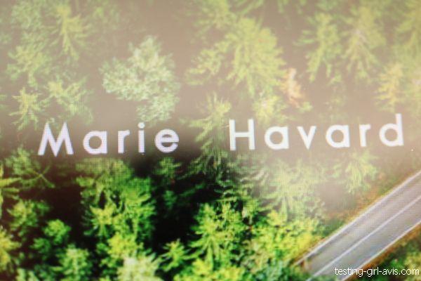 Marie Havard - auteure autoéditée