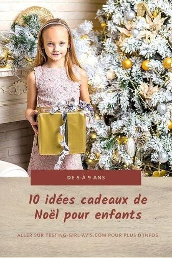 idee cadeaux noel enfants