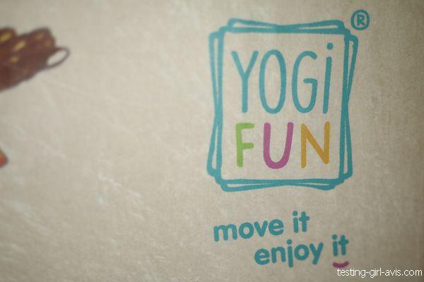 Yogi fun chez buki