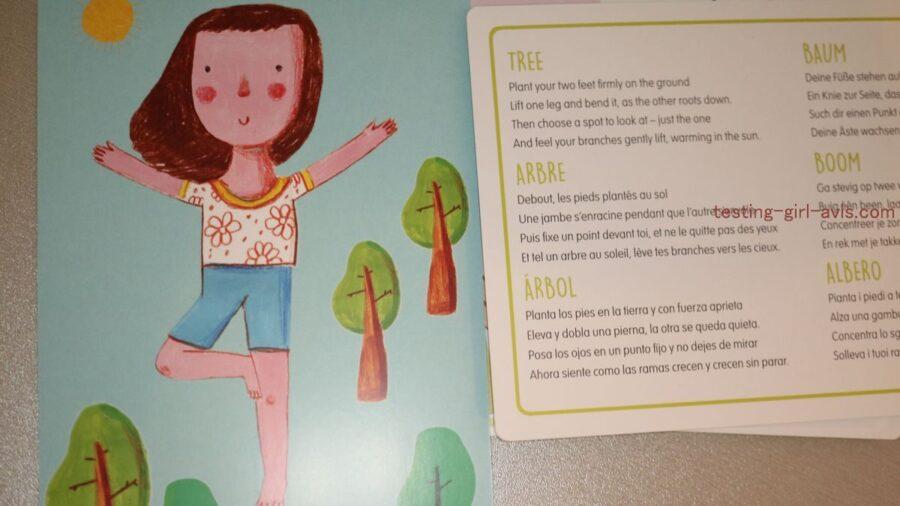 yoga pour enfant jeu cartes buki
