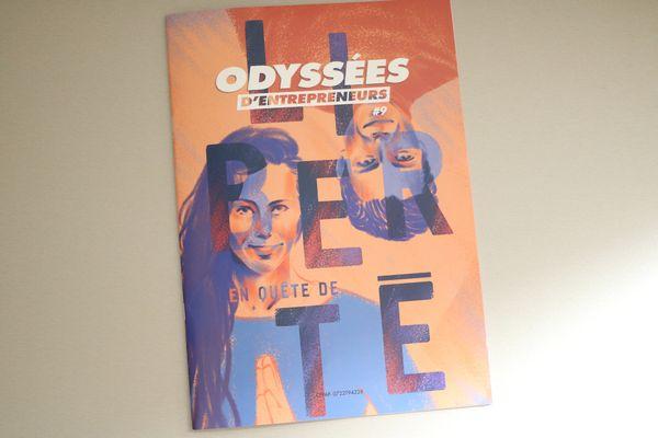 Le magazine d'entrepreneuriat Odyssées