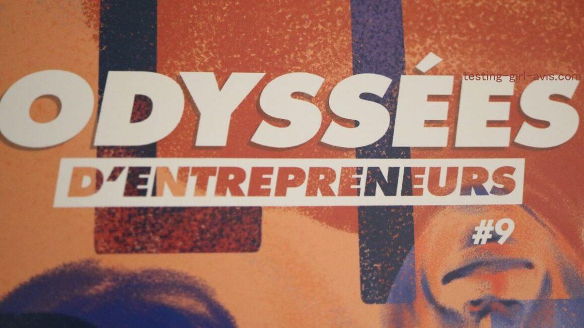 Odyssées d'entrepreneurs: le magazine de l'entrepreneuriat avec Livementor