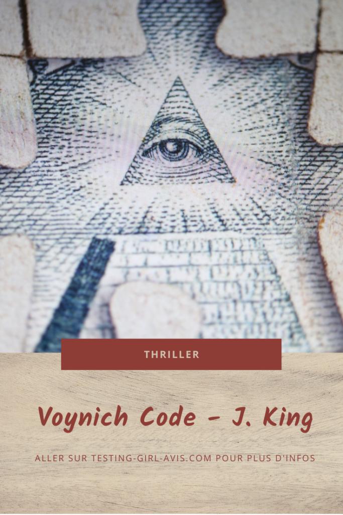 Voynich Code [ou manuscrit de Voynich] de J. King Pin