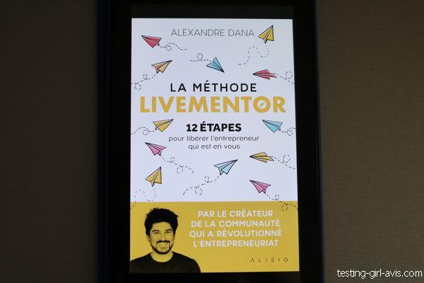 La Méthode LiveMentor de Alexandre Dana