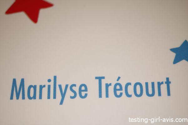 Marilyse Trécourt - auteure