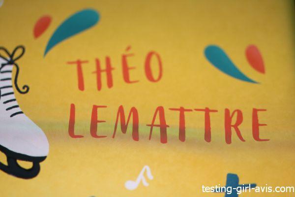 Théo Lemattre - L'auteur