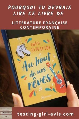 littérature française contemporaine