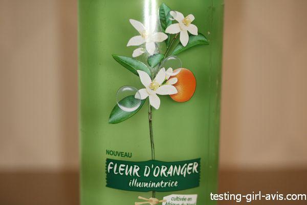 Garnier Bio - L'eau micellaire à la fleur d'oranger