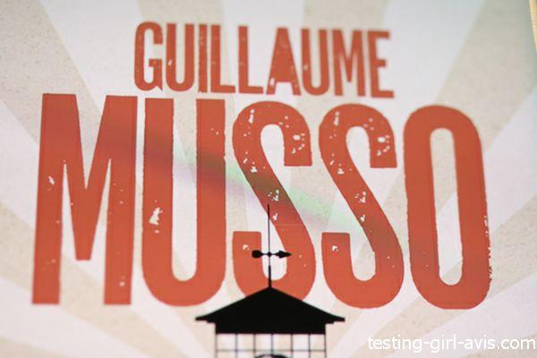 Guillaume Musso auteur