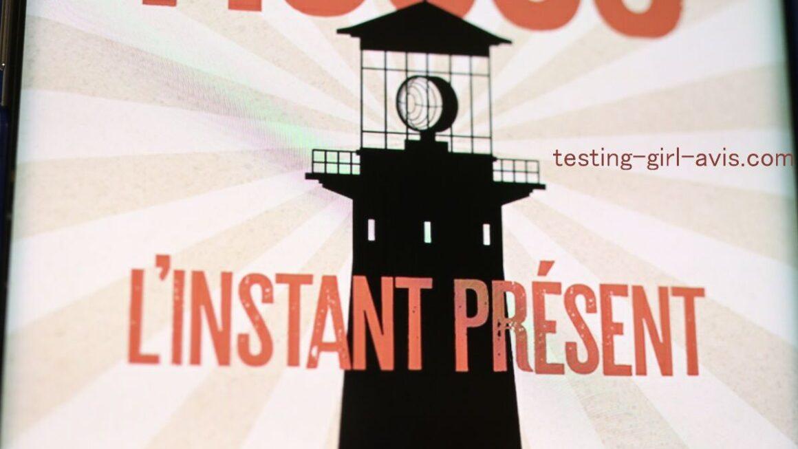 L'instant présent - Un roman de Guillaume Musso