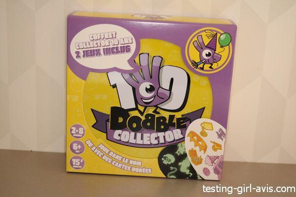 jeu dobble collector