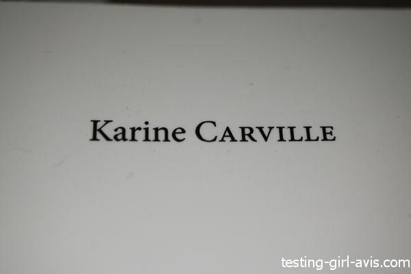 Karine Carville - L'auteure