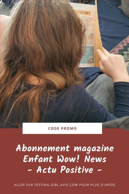 Abonnement magazine enfant 8 ans