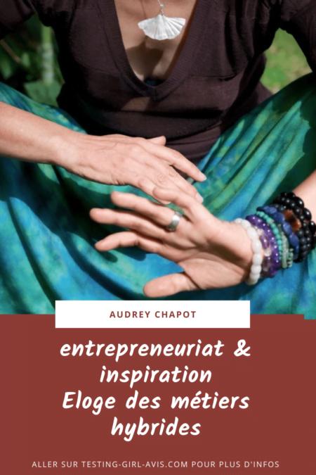 entrepreneuriat inspiration Pin