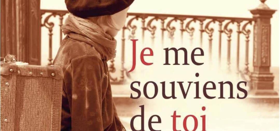 Je me souviens de toi de Cédric Charles Antoine