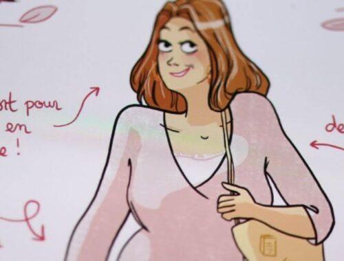 femme en pré-ménopause