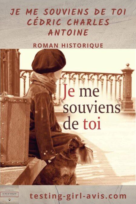 roman historique je me souviens de toi P2