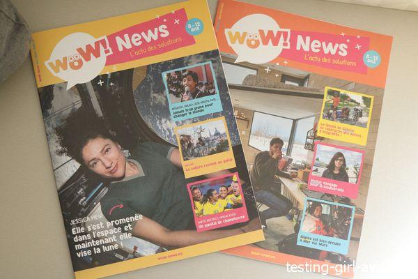 abonnement magazine jeunesse 8-12 ans