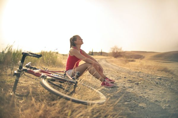 Faire du vélo pour être libre