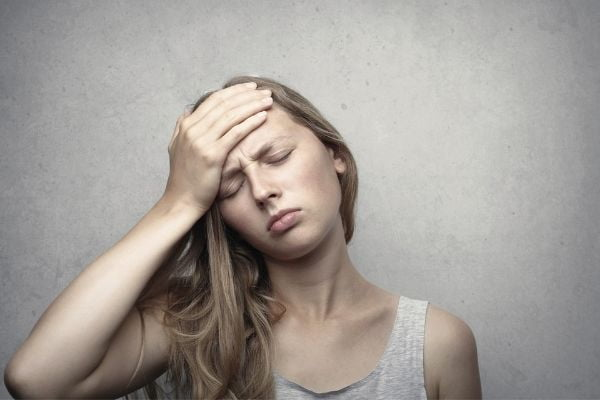 fatigue nerveuse - charge mentale