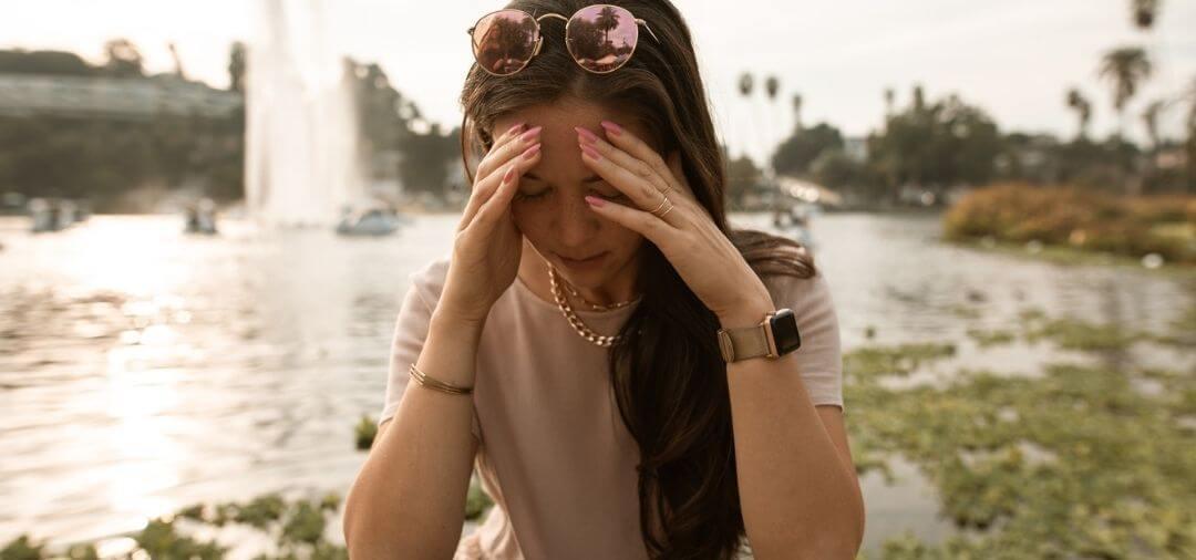 Fatigue nerveuse femme