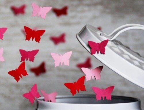 Envolée de papillon - 7 secrets pour lâcher prise