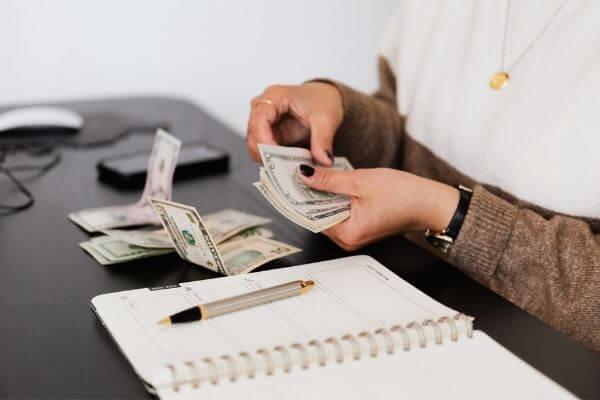 bien-être matériel argent