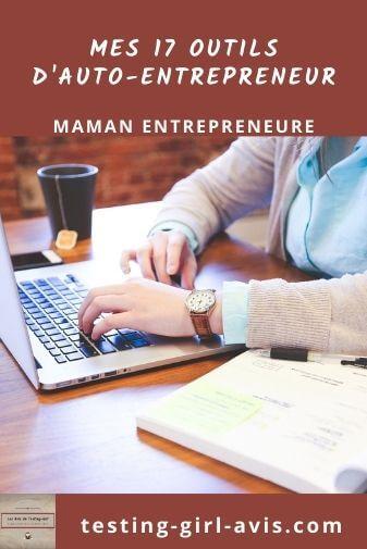 outils web-entrepreneure
